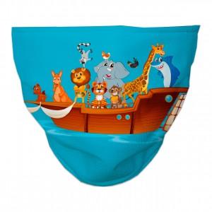 Mascarilla Higiénica Reutilizable barco-animales-42