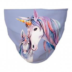 Mascarilla Higiénica Reutilizable caballos-48