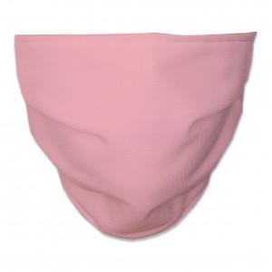 Mascarilla Higiénica Reutilizable lisa rosa