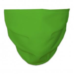 Mascarilla Higiénica Reutilizable lisa verde