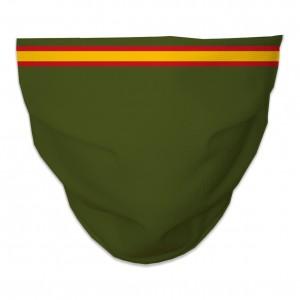 Mascarilla Higiénica Reutilizable bandera-horizontal-verde