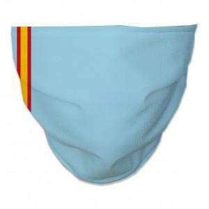 Mascarilla Higiénica Reutilizable bandera-fina-celeste